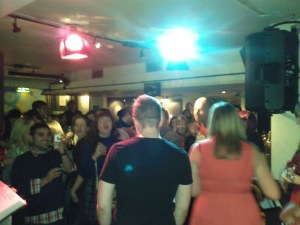 Karaoke with Ukuleles in London